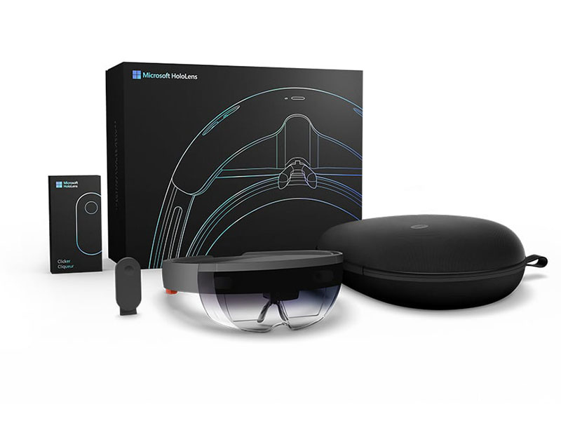 Hololens, ya están disponibles en España las gafas de Microsoft