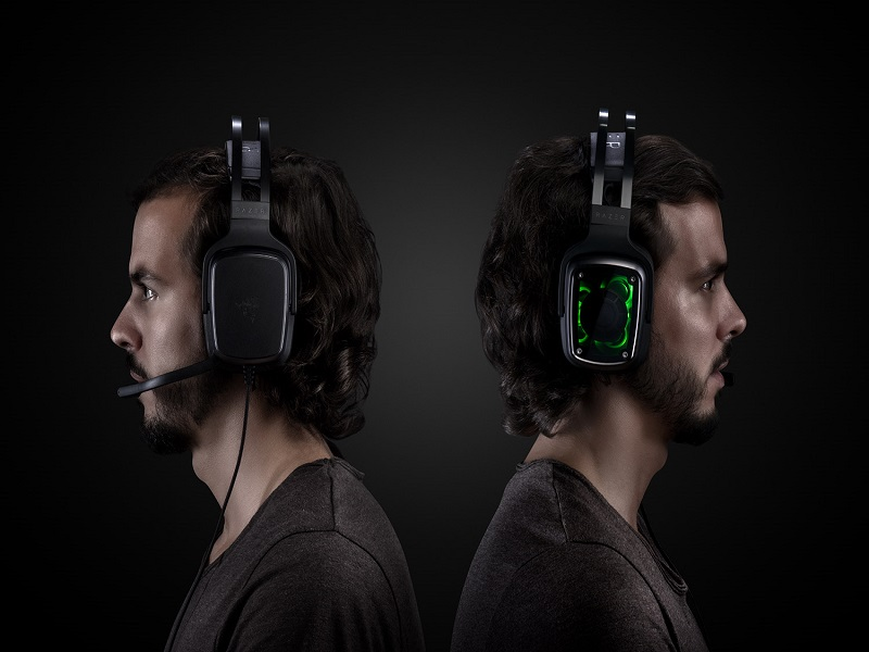 Razer Tiamat 7.1 V2, auriculares gaming con sonido envolvente real 7.1