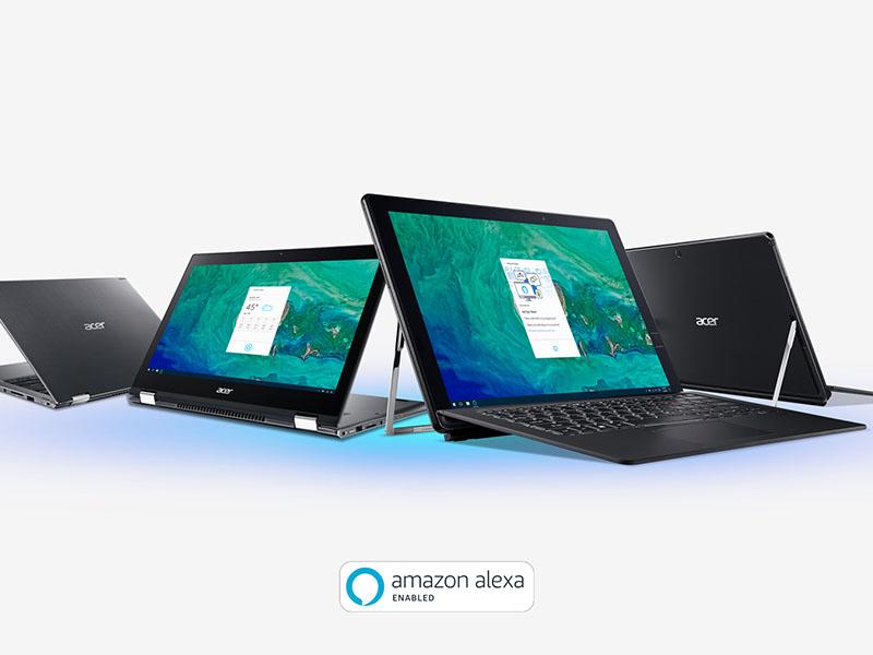 #CES18: Las novedades de Acer en el CES 2018