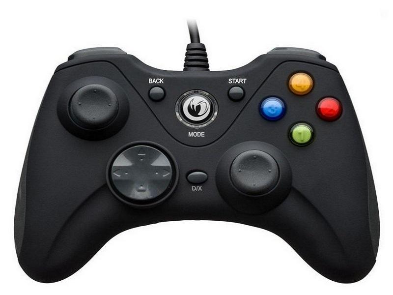 Nacon GC-100XF, gamepad compatible con todos los juegos de PC