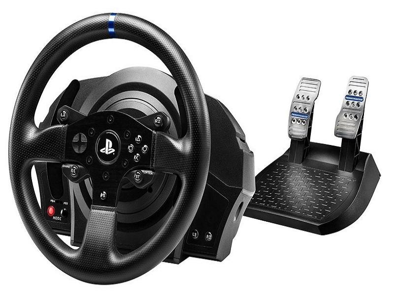 Thrustmaster T300, un innovador volante Force Feedback para PS4