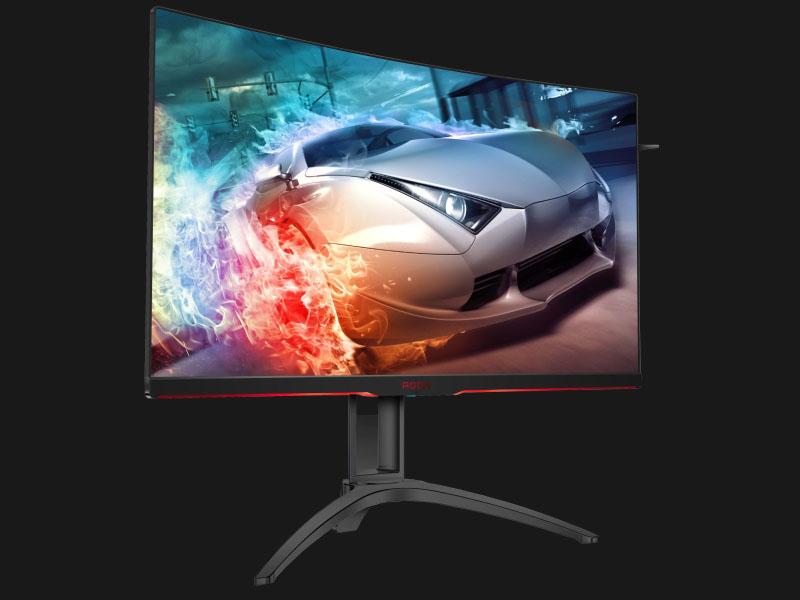 Nuevo monitor curvo AOC AGON AG322QC4
