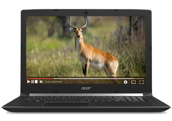 Acer Aspire A515-51 pantalla