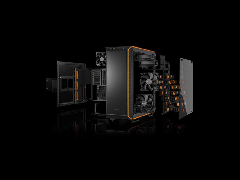 Nueva generación de cajas de Be Quiet presentadas en Computex 2018