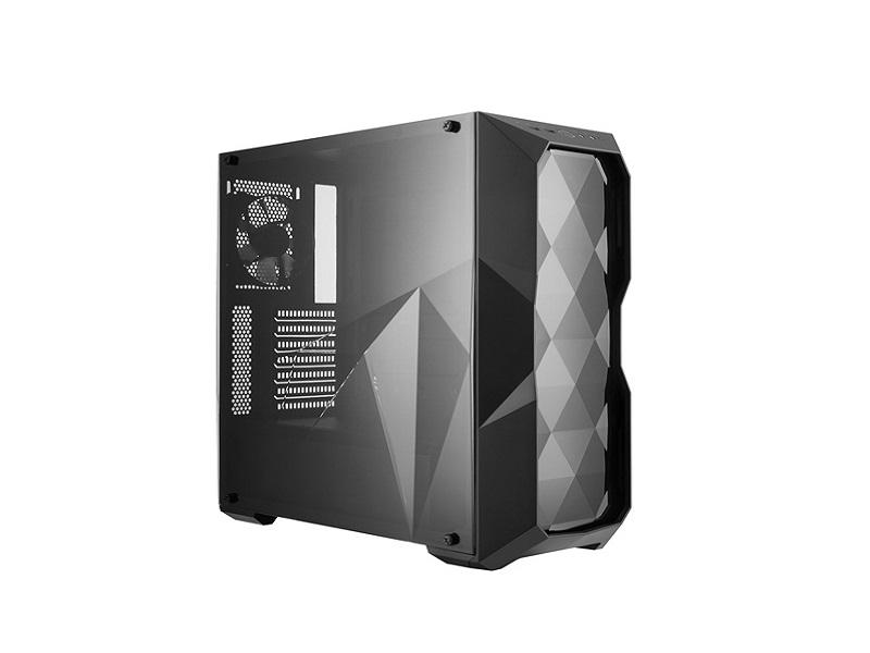 Cooler Master MasterBox TD500L, espectacular diseño de corte de diamante