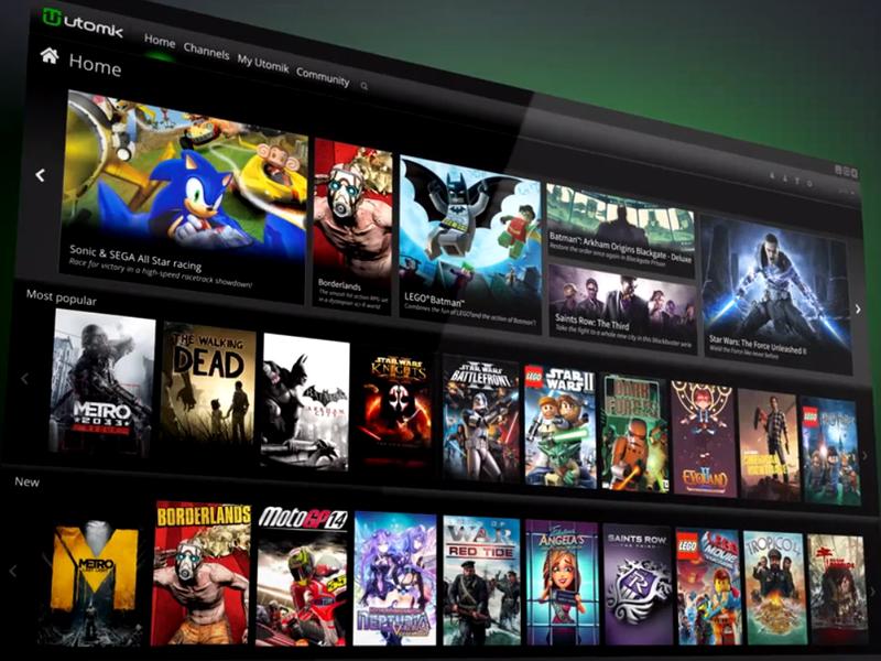 Utomik, el Netflix de los videojuegos está arrasando