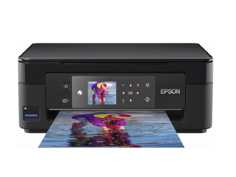 Epson XP-452, para imprimir y escanear desde cualquier lugar de la casa
