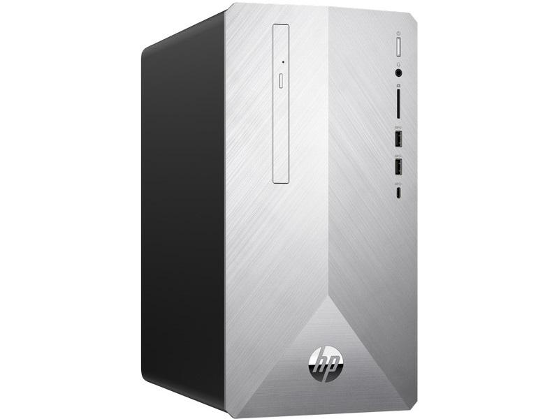 HP Pavilion 595-P0024NS, un elegante PC de escritorio