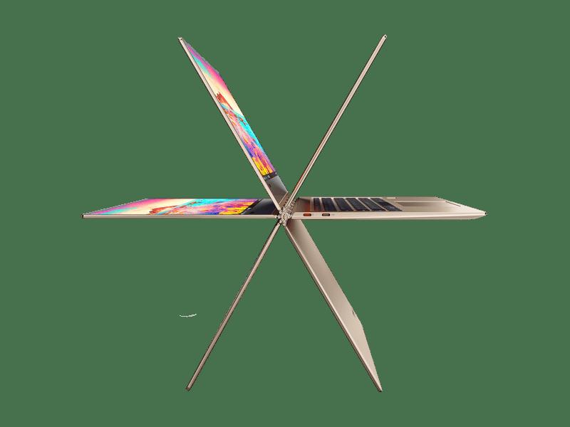 Lenovo Yoga 910-13IKB, un impresionantemente bello 2 en 1