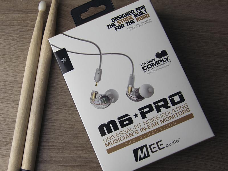 Presentados los auriculares MEE M6 Pro 2G