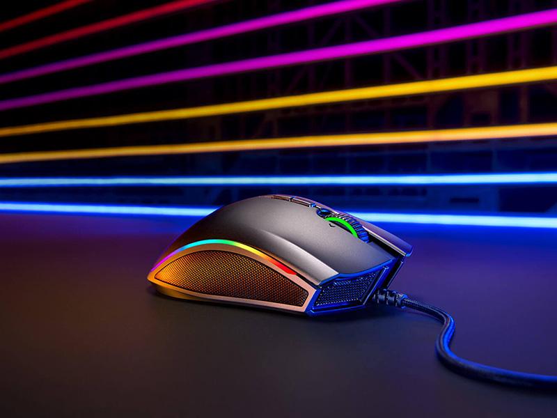 Se presenta el ratón gaming Razer Mamba Elite