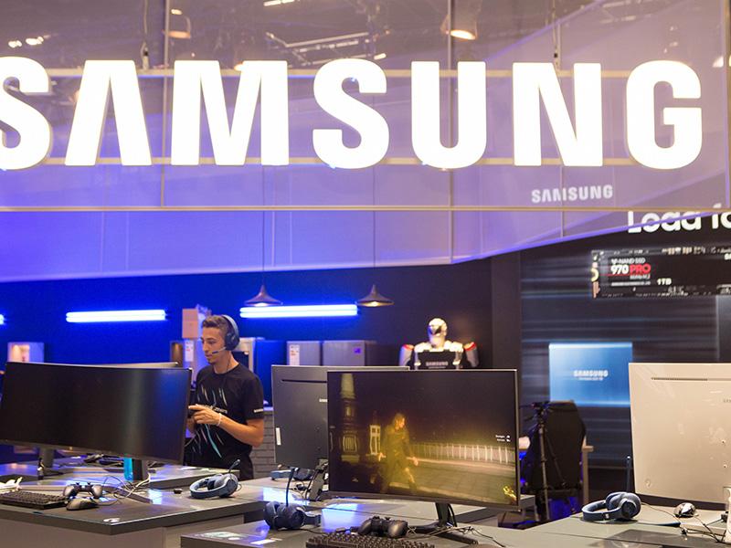 Nuevos monitores gaming Samsung C27JG5 y C32JG5