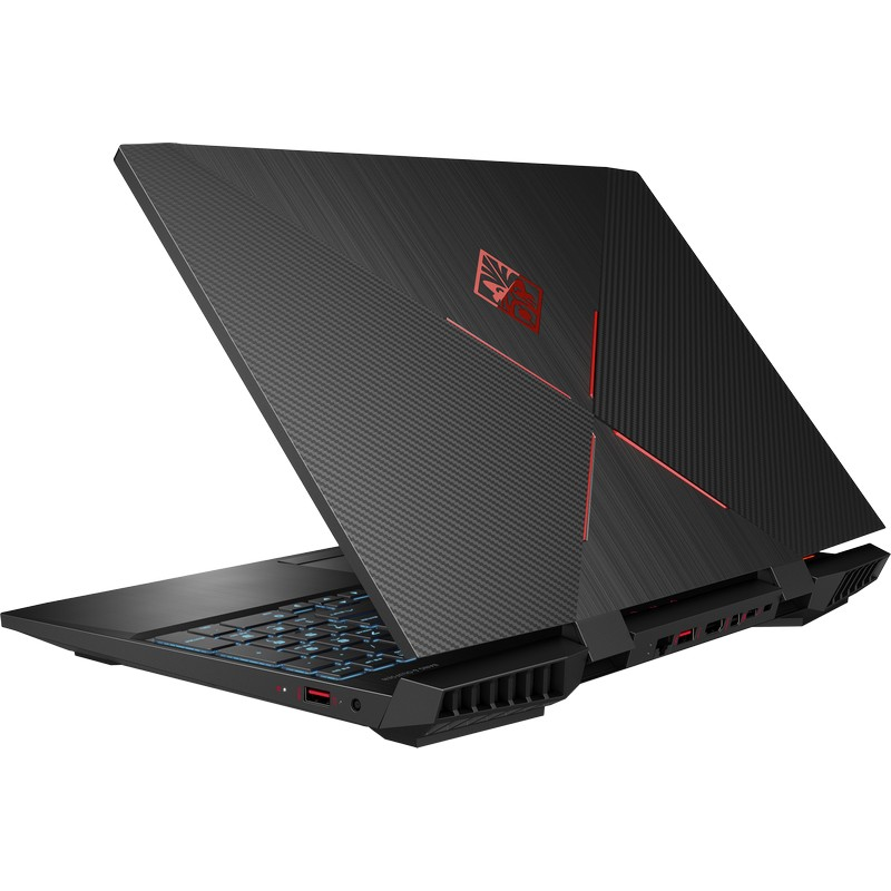 HP OMEN 15-DC0004NS, aspecto