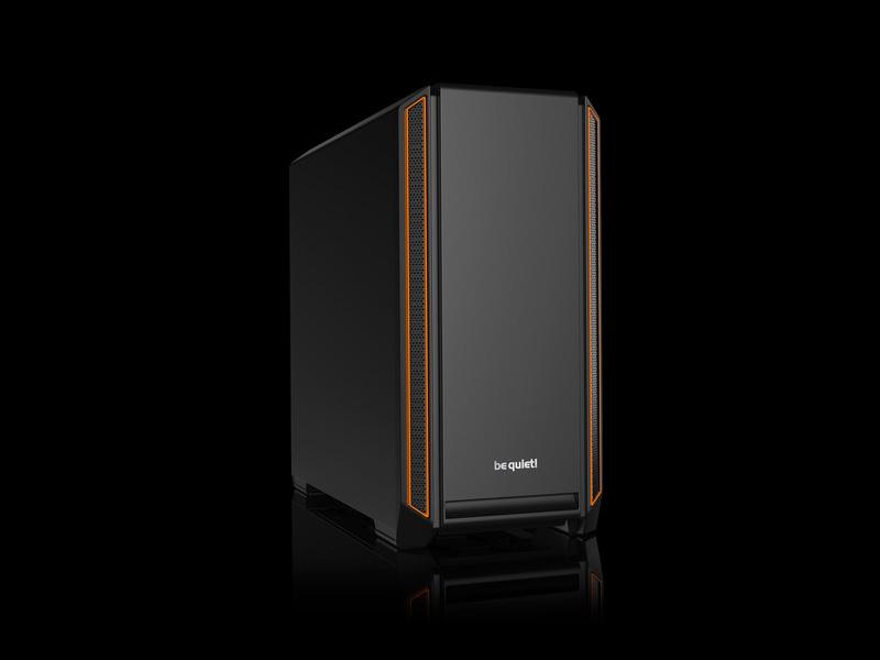Nueva caja de PC be Quiet! Silent Base 601