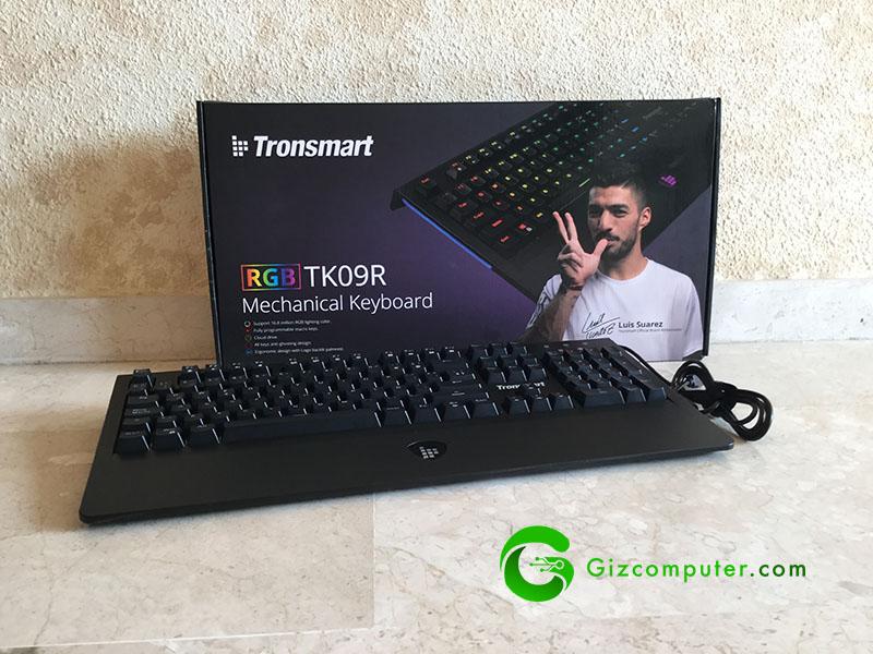 Tronsmart TK09R, probamos este teclado gaming tan completo