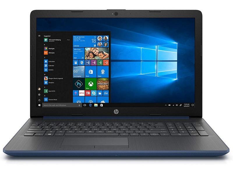 HP 15-DA0121NS, un ordenador portátil a mitad de camino