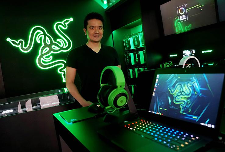 Min-Liang Tan, CEO y cofundador de Razer