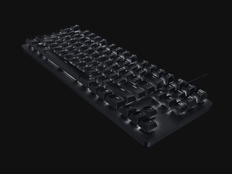 Anunciado el teclado Razer BlackWidow Lite
