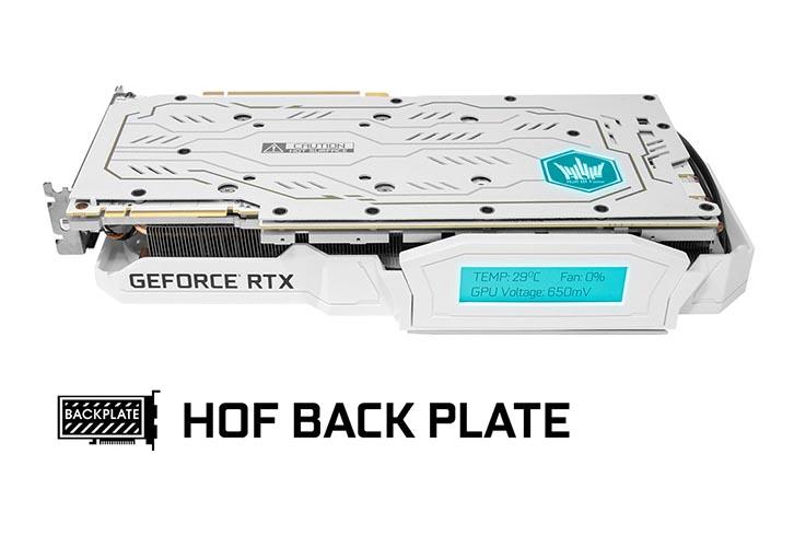 GeForce RTX 2080 Ti Hall of Fame de KFA2