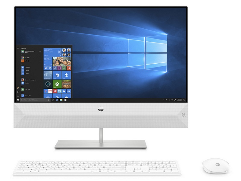 HP Pavilion AIO 24-XA0913NS, un All-in-One para el hogar multifuncional