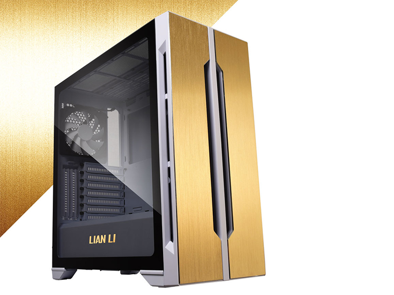 Lancool One Digital Champagne Limited Edition