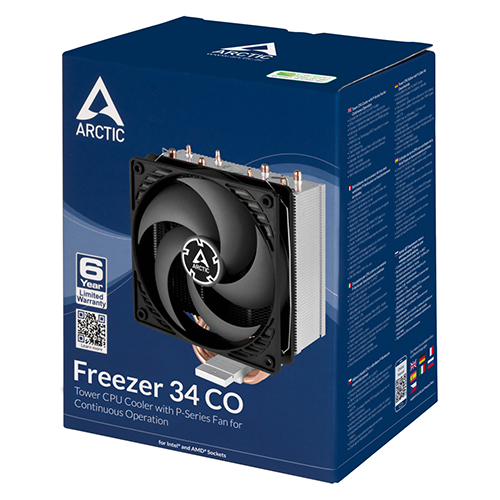 Arctic Freezer 34 CO