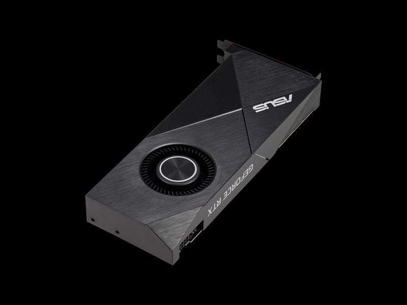 Presentada la Asus GeForce RTX 2070 Turbo EVO