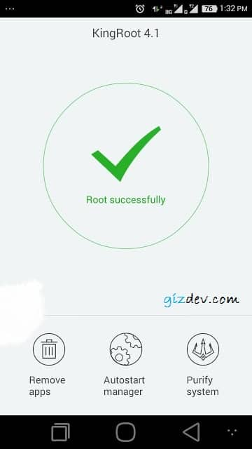 Guide To Root And Install Cwm On Coolpad Dazen 1