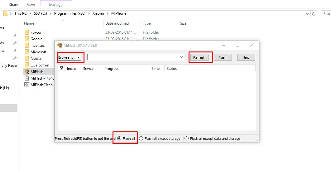 mi flash tool redmi 3s - Download Latest China Stable MIUI 8.5.4.0 Update For MI 5C