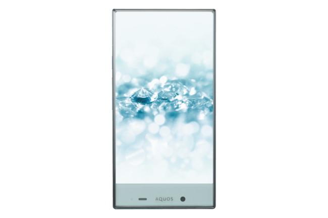 Smartphones sin marcos 2.0 : Sony Lavender y Sharp Aquos Crystal 2