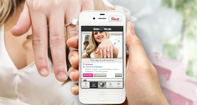 Las 3 mejores apps para organizar una boda