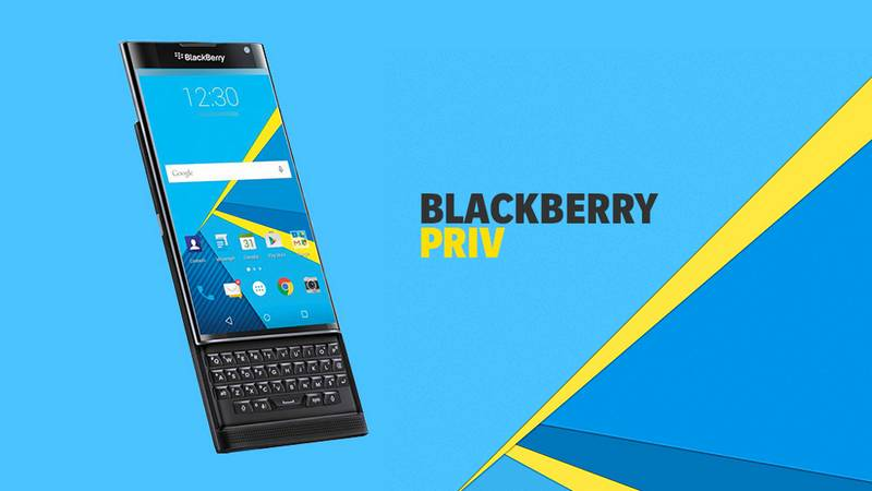 BlackBerry Priv arrasa en ventas