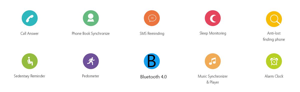 Bluboo U Watch, el reloj con cristal 2.5D y precio de risa