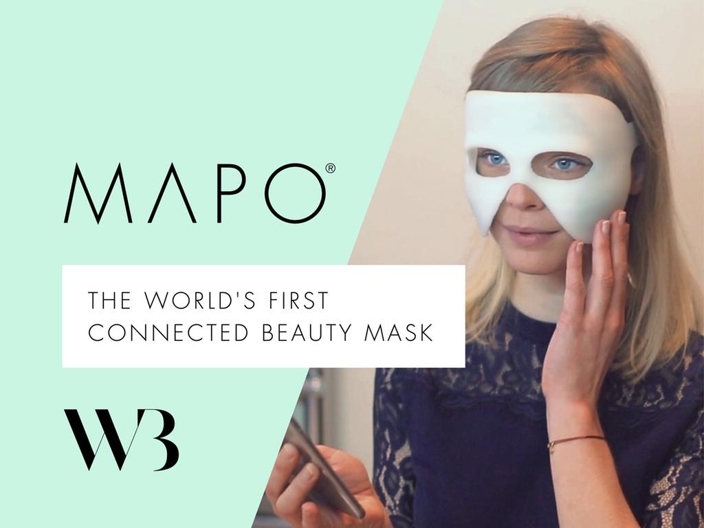 MAPO la máscara de belleza inteligente
