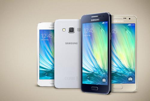 Samsung Galaxy A7, A5 y A3 se renuevan de cara a 2016