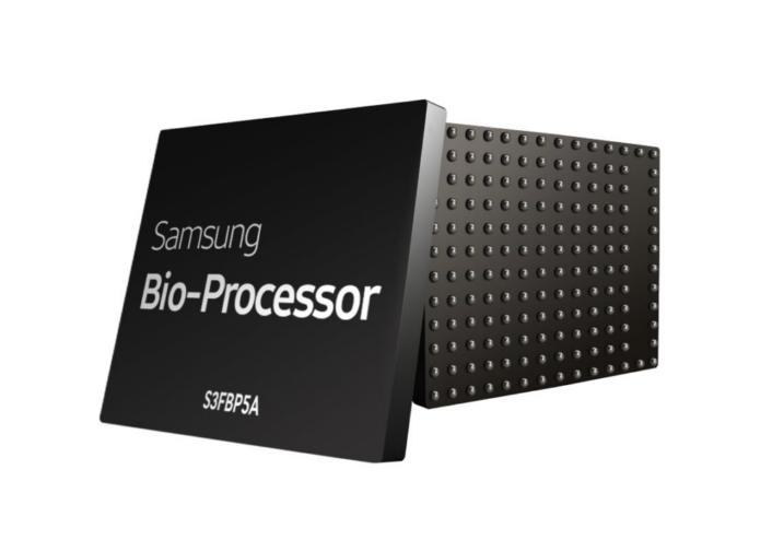 Bioprocesador de Samsung para controla la salud