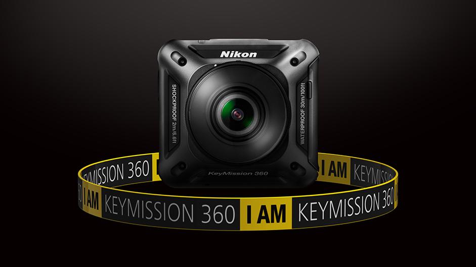 Nikon KeyMission 360, novedades en las cámaras de acción