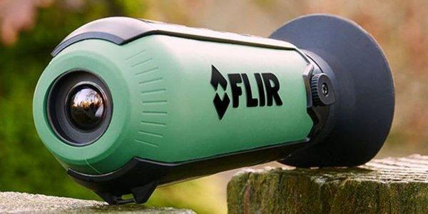 FLIR Scout TK, una cámara térmica para uso doméstico