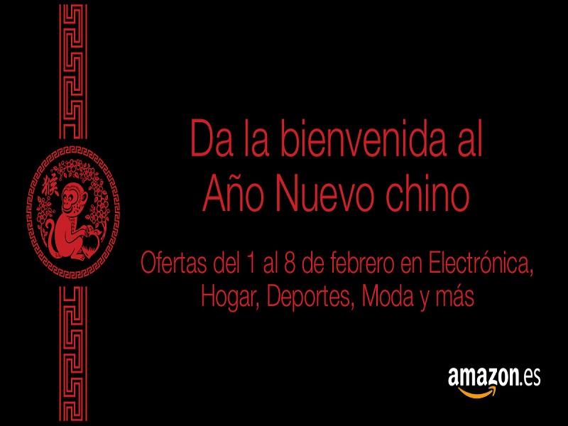 ¡Fin de fiestas! Los mejores descuentos chinos de Amazon