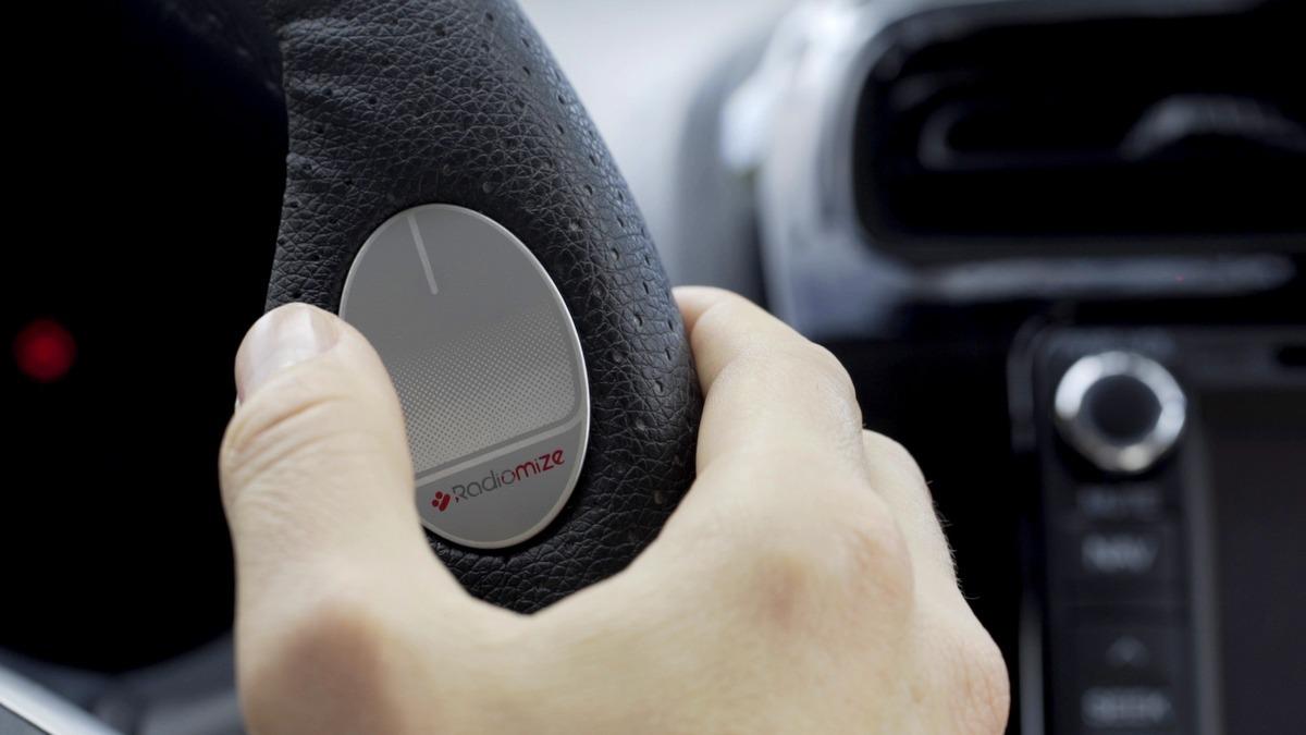 Radiomize, maneja el móvil desde el volante