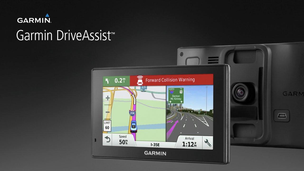 Garmin DriveAssist, el GPS con cámara