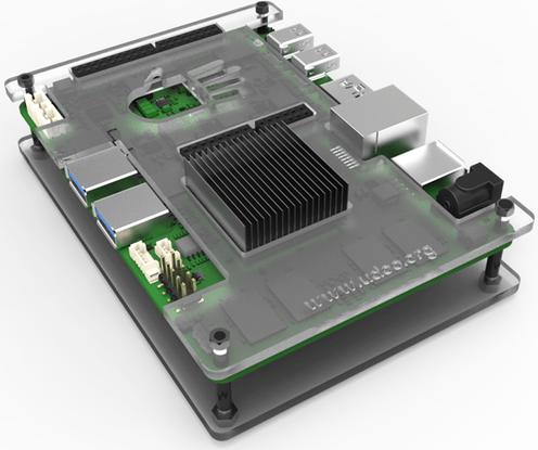 UDOO X86: innovación y potencia en la palma de tu mano.