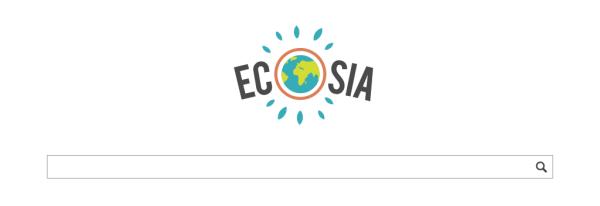 Ecosia: convierte tus búsquedas web en árboles.