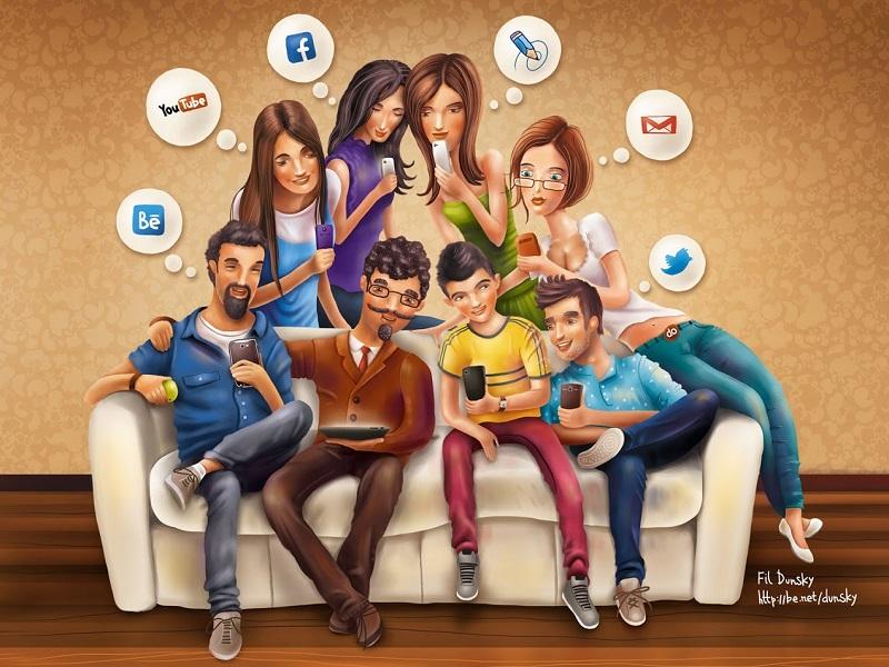10 tipos de personas en los grupos de Whatsapp