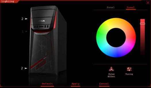 Asus Rog G11CD-SP010T