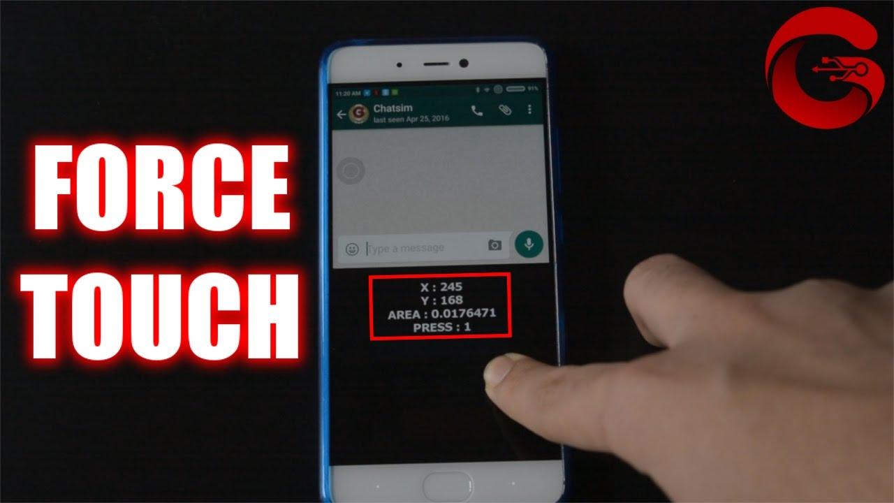 El Xiaomi MI5S de 3/64GB SÍ tiene 3D Touch