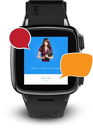 Intex IRist Watchphone Apps