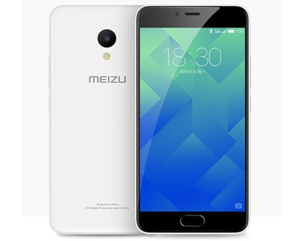 Meizu M5 color blanco