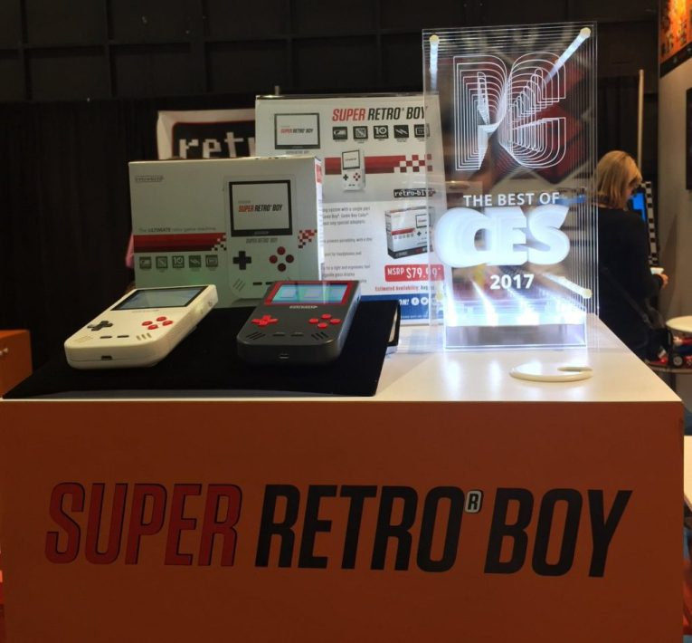 super-retro-boy-award