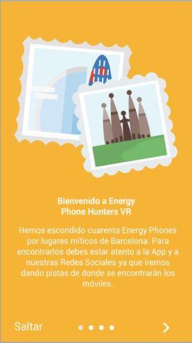 energy phone hunter